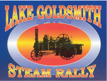 Lake Goldsmith Steam Rally
